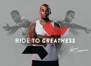 """Peloton has announced the """"Ride to Greatness"""" competition with Alex Toussaint"""