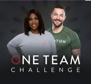One Team Challenge promotional image
