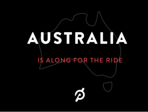Peloton Australia teaser image.