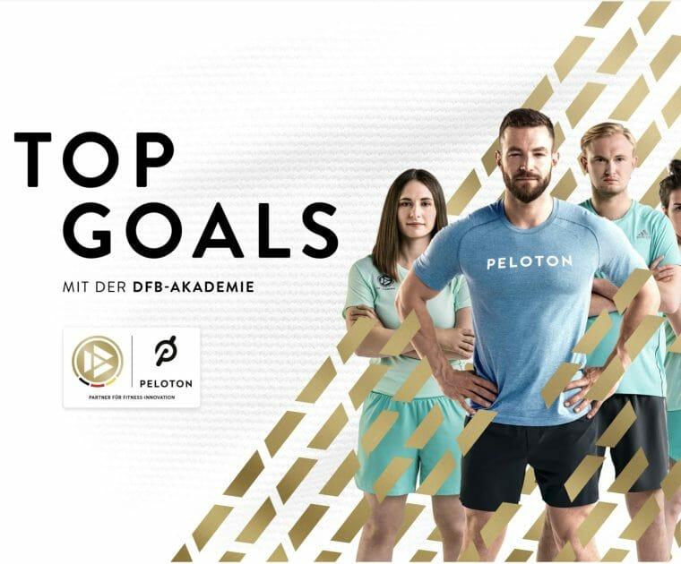 Image of Peloton Top Goals Challenge
