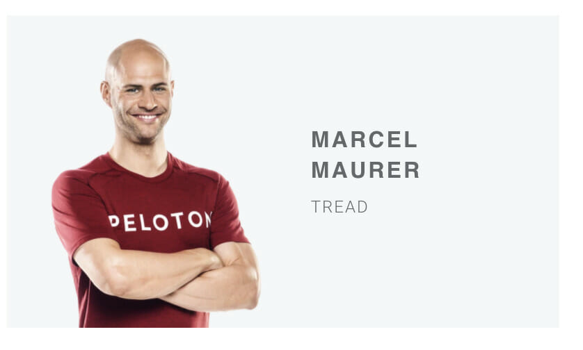 Marcel's page now says Tread for his class types.
