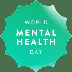 Peloton World Mental Health Day 2021 badge