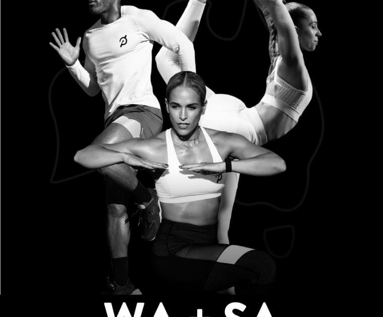 WA + SA: Are You Ready? Image credit Peloton social media.